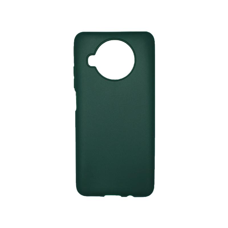 Θήκη Xiaomi Mi 10T Lite Σιλικόνη Πράσινο
