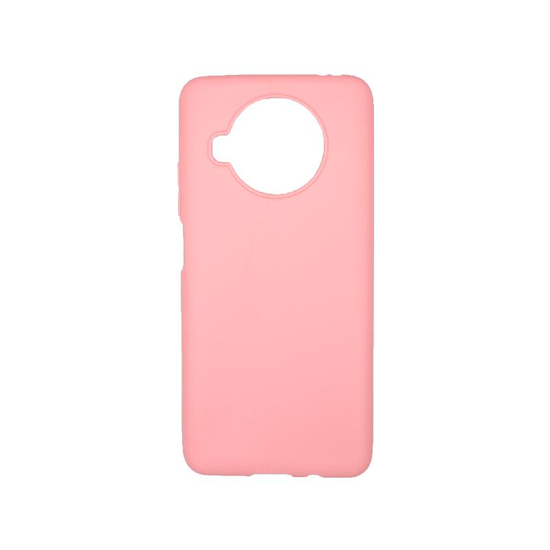 Θήκη Xiaomi Mi 10T Lite Σιλικόνη Ροζ