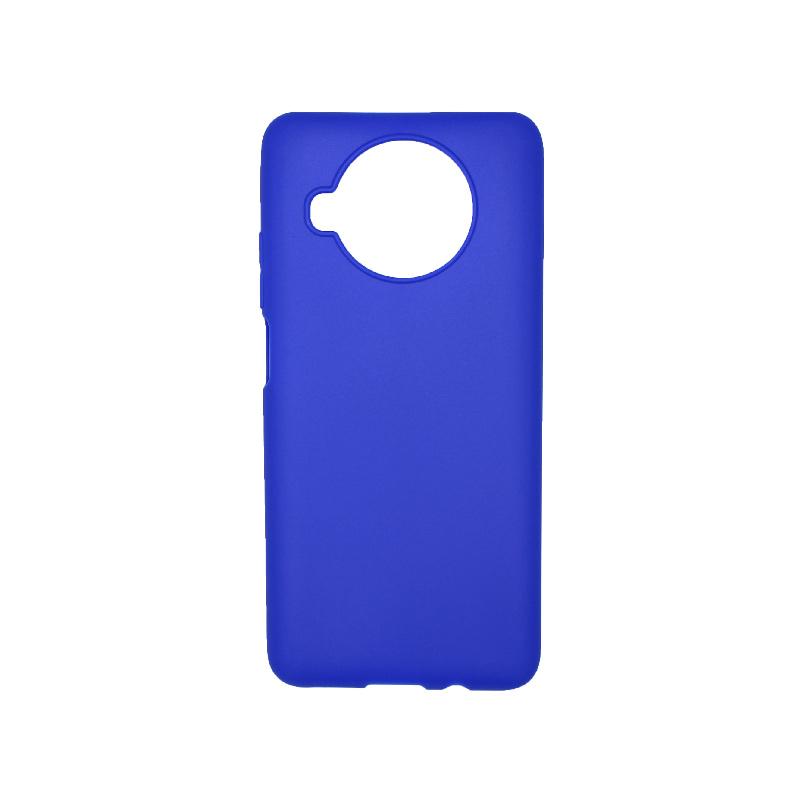 Θήκη Xiaomi Mi 10T Lite Σιλικόνη Μπλε