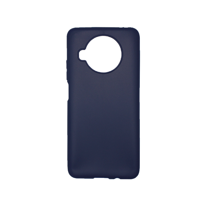 Θήκη Xiaomi Mi 10T Lite Σιλικόνη Σκούρο Μπλε