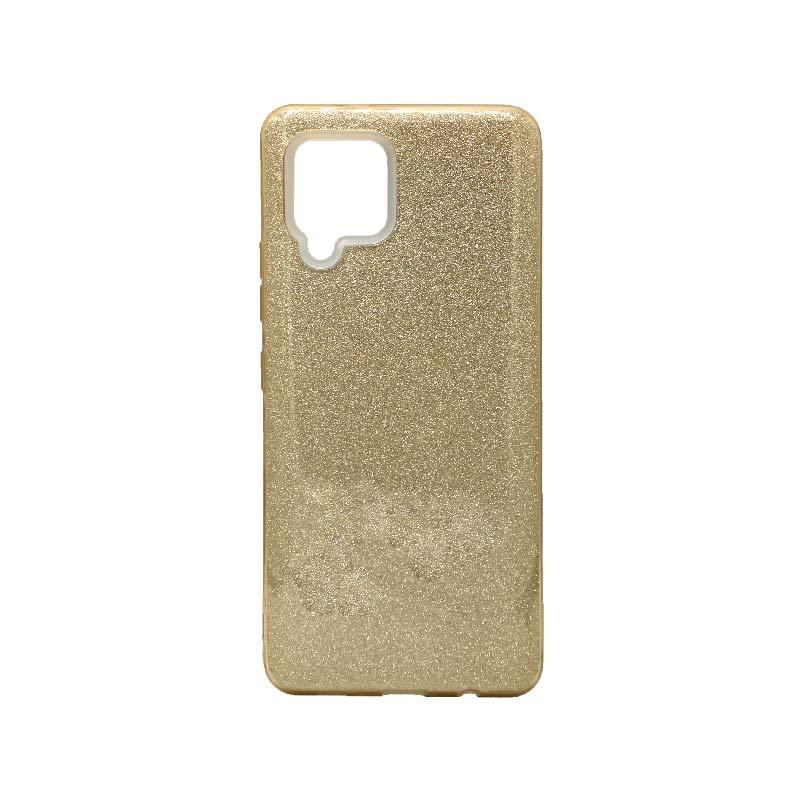 Θήκη Samsung Galaxy A42 Glitter Χρυσό