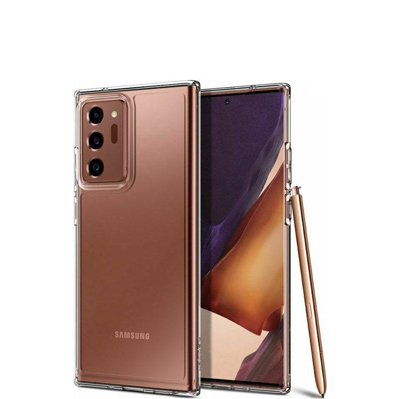 Θήκη Σιλικόνης Διάφανο Samsung Galaxy Note 20 Ultra