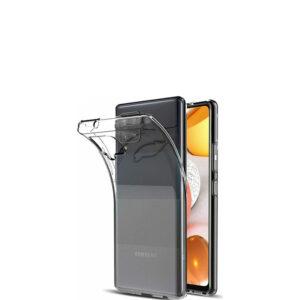 Θήκη Σιλικόνης Διάφανο Samsung Galaxy A42