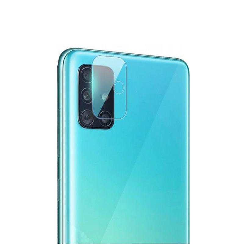Προστασία Κάμερας Full Camera Protector Tempered Glass για Samsung Galaxy A71