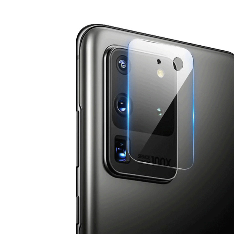 Προστασία Κάμερας Full Camera Protector Tempered Glass για Samsung Galaxy S20 Ultra