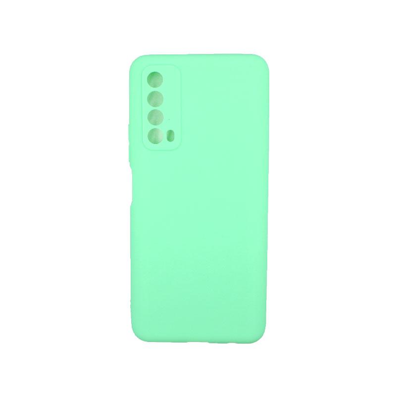 Θήκη Huawei P Smart 2021 Σιλικόνη πράσινο