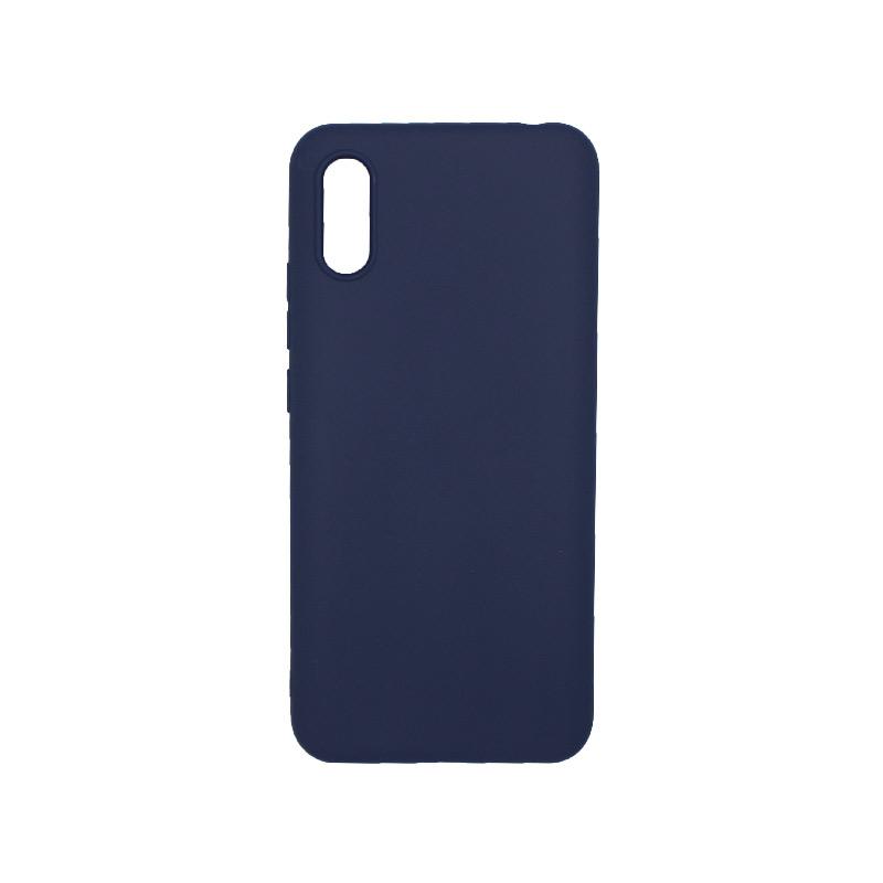 Θήκη Xiaomi Redmi 9A Σιλικόνη μπλε.
