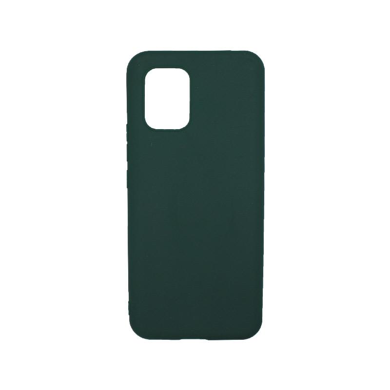 Θήκη Xiaomi Mi 10 Lite Σιλικόνη πράσινο