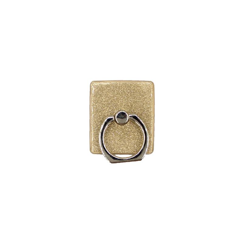 Ring Holder Glitter χρυσό 1