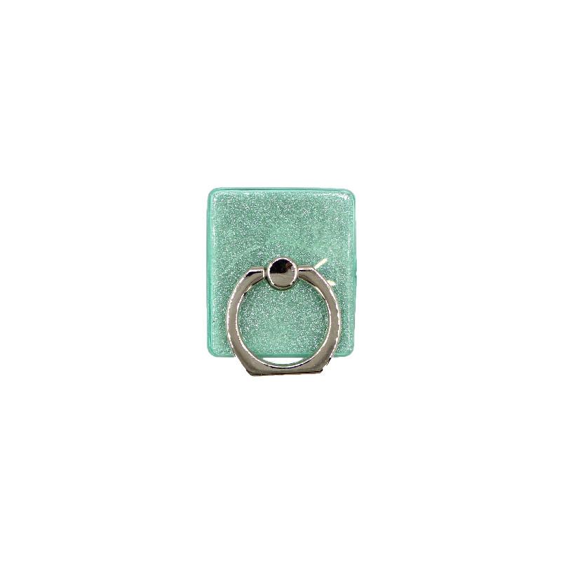Ring Holder Glitter πράσινο 1