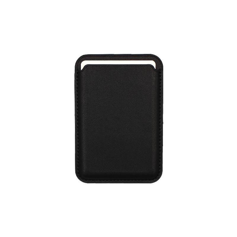 μαγνητικό card holder μαύρο