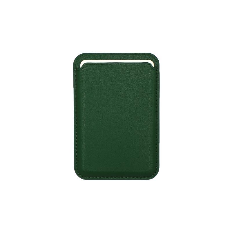 μαγνητικό card holder πράσινο