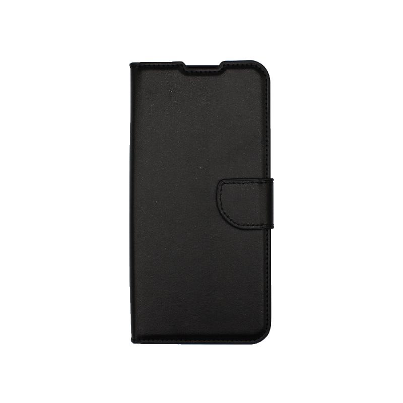 Θήκη Xiaomi Redmi 9C Wallet-μαύρο