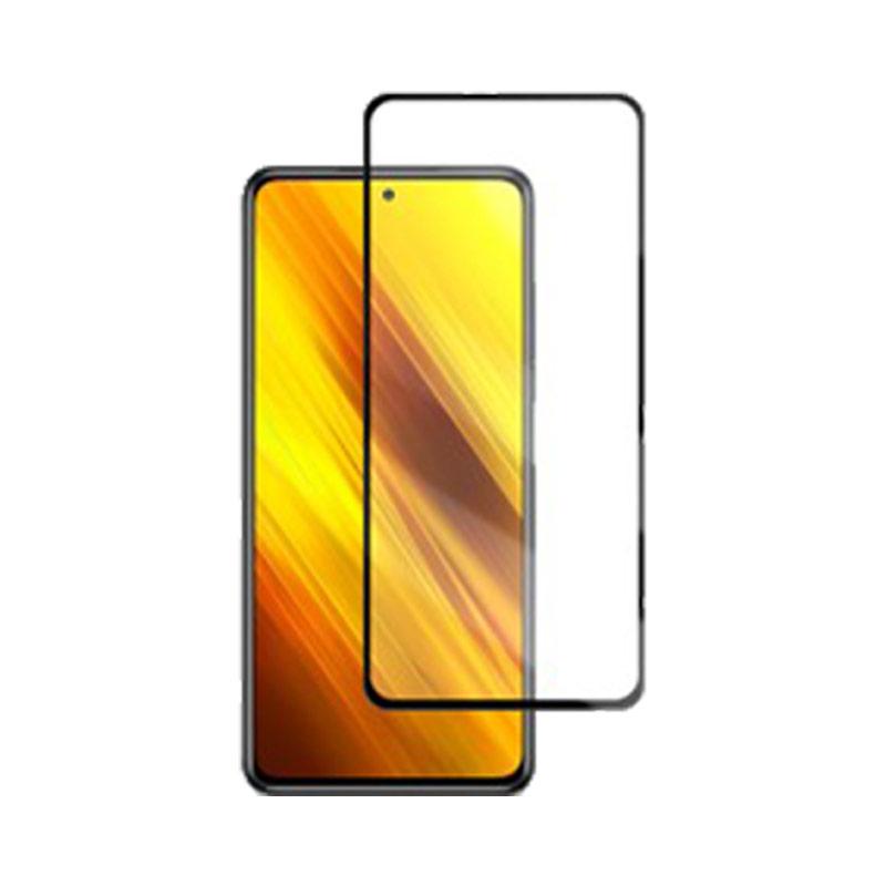 Προστασία οθόνης Full Face Tempered Glass 9H για Xiaomi Poco X3