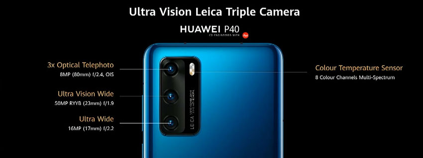 Huawei P40 και P40 Pro: Review