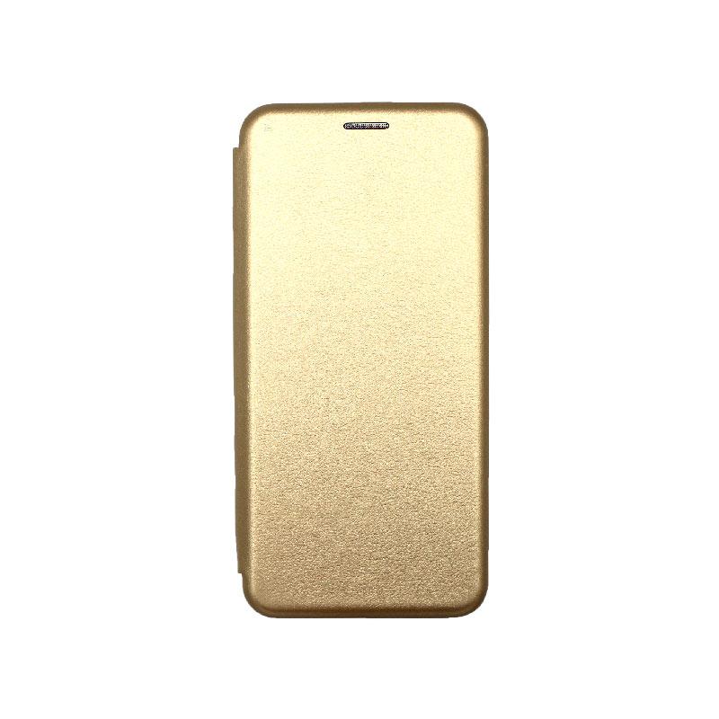 Θήκη Samsung Galaxy S20 FE Book Χρυσό-1