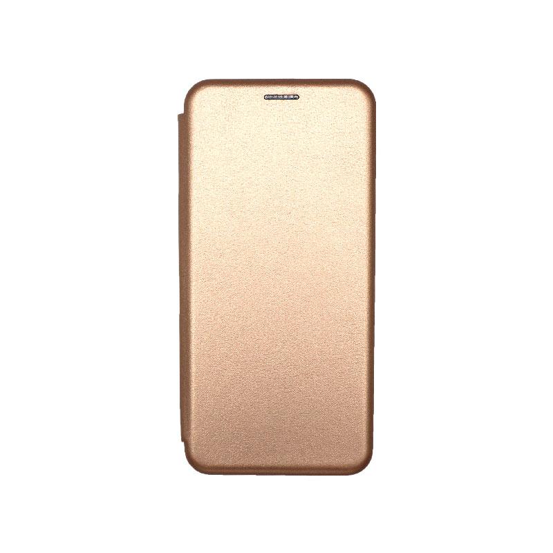 Θήκη Samsung Galaxy S20 FE Book Ροζ Χρυσό-1