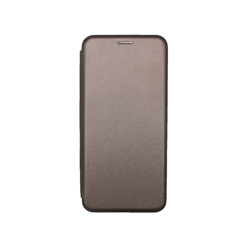 Θήκη Samsung Galaxy S20 FE Book Γκρι-1