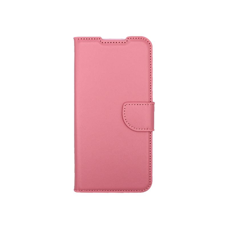 Θήκη Samsung Galaxy S21 Plus Wallet Ροζ-1