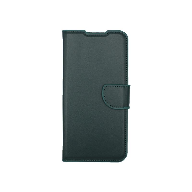 Θήκη Samsung Galaxy S21 Plus Wallet Πράσινο-1