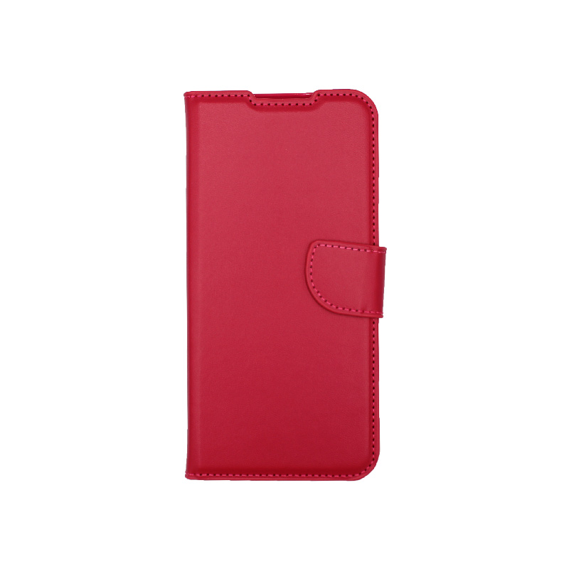 Θήκη Samsung Galaxy S21 Wallet Φούξια-1