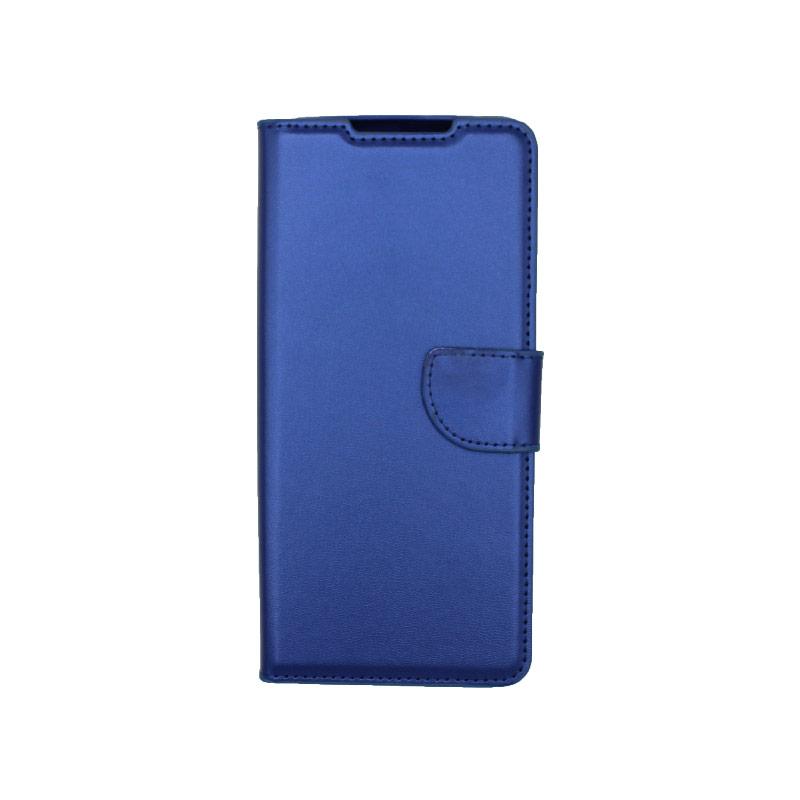 Θήκη Samsung Galaxy S21 Ultra Wallet Μπλε-1