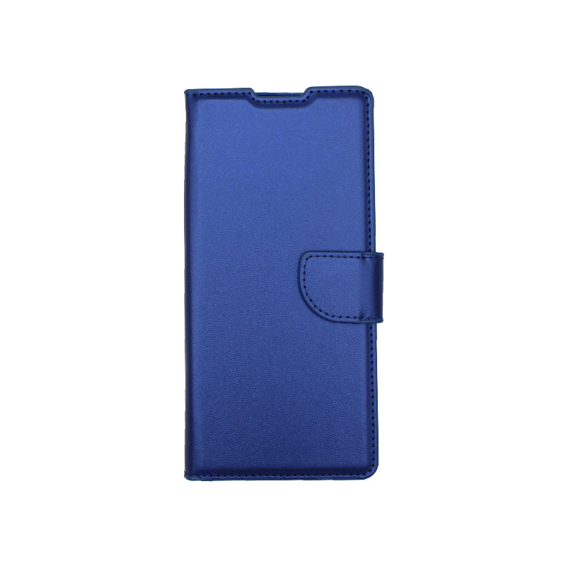 Θήκη Huawei Mate 40 Pro Wallet Μπλε-1