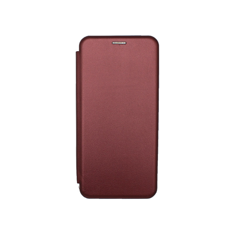 Θήκη Xiaomi Mi 10 Lite Book Μπορντό-1