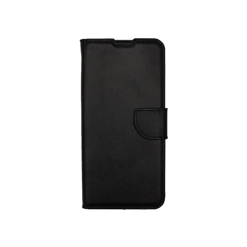 Θήκη Samsung Galaxy A32 5G Wallet Μαύρο-1
