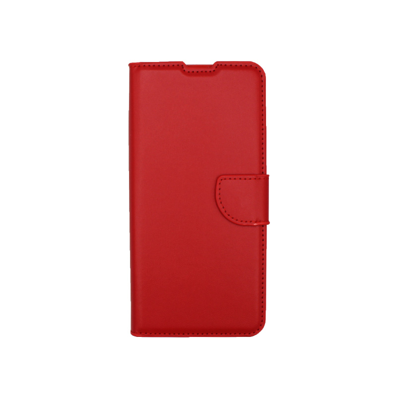 Θήκη Samsung Galaxy A32 5G Wallet Κόκκινο-1