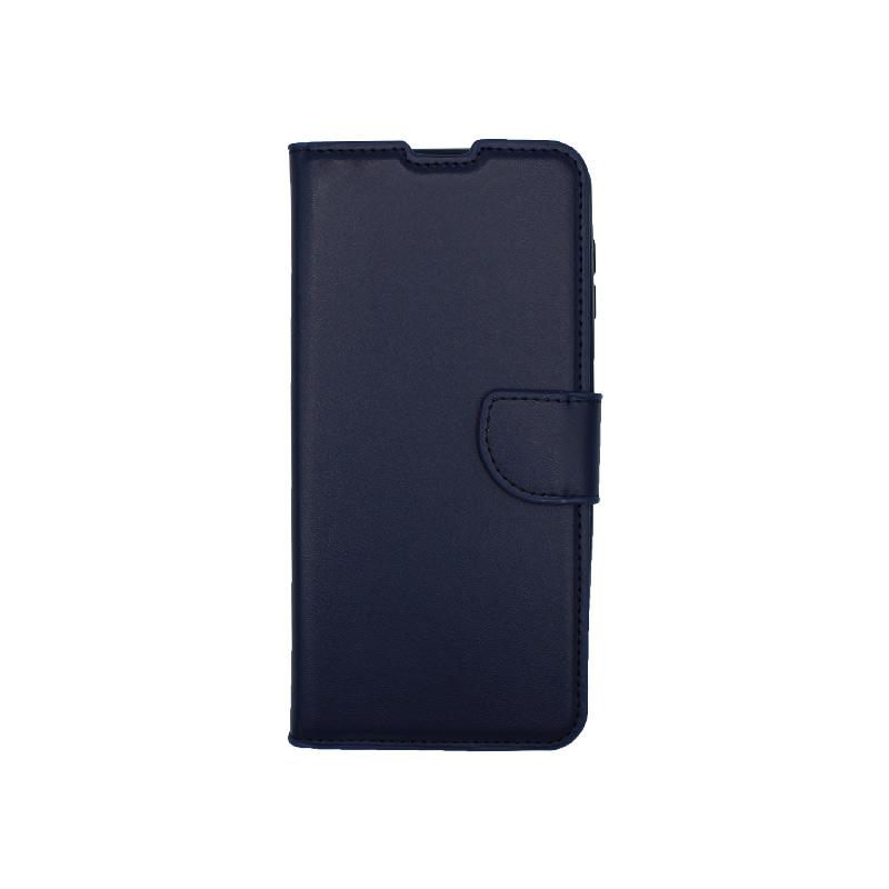 Θήκη Samsung Galaxy A32 5G Wallet Μπλε-1