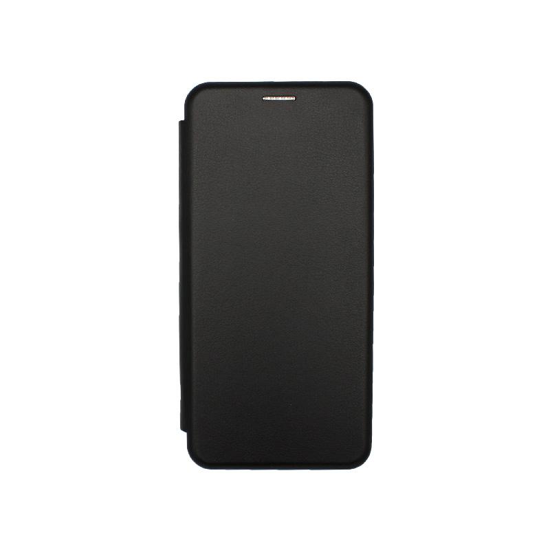 Θήκη Samsung Galaxy A42 5G Book Μαύρο-1