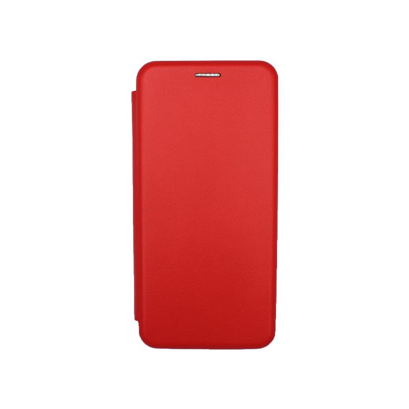 Θήκη Samsung Galaxy A42 5G Book Κόκκινο-1