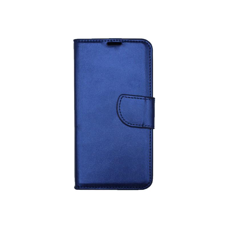 Θήκη Samsung Galaxy S10e Wallet Μπλε-1