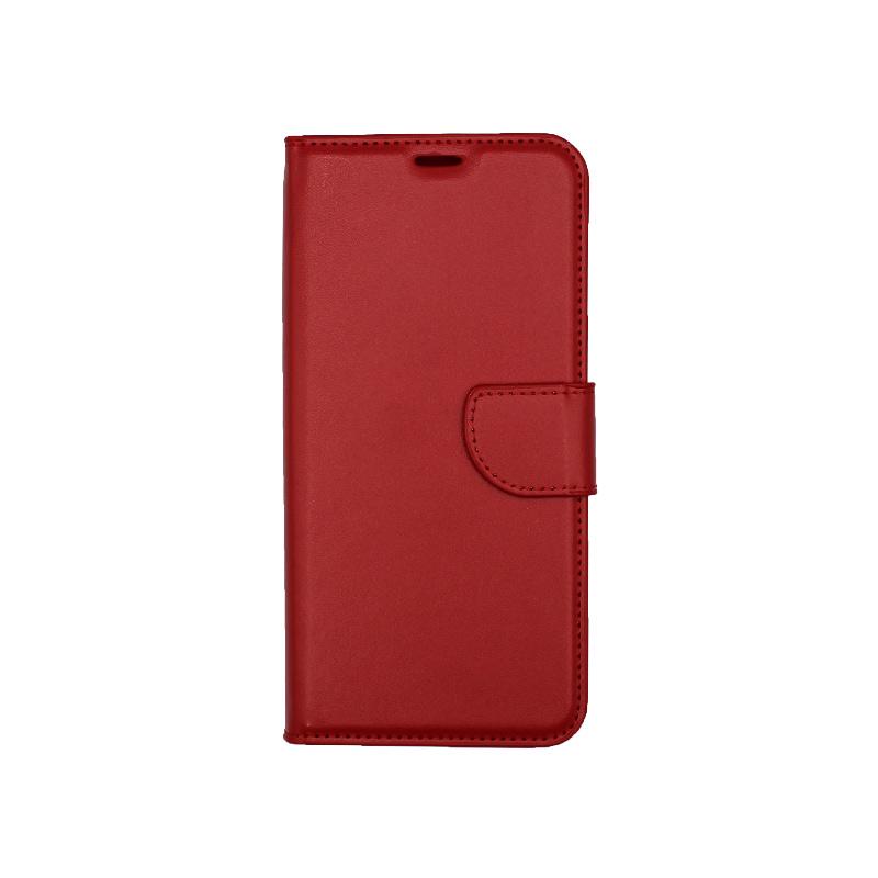 Θήκη Honor 9X Lite Wallet κόκκινο