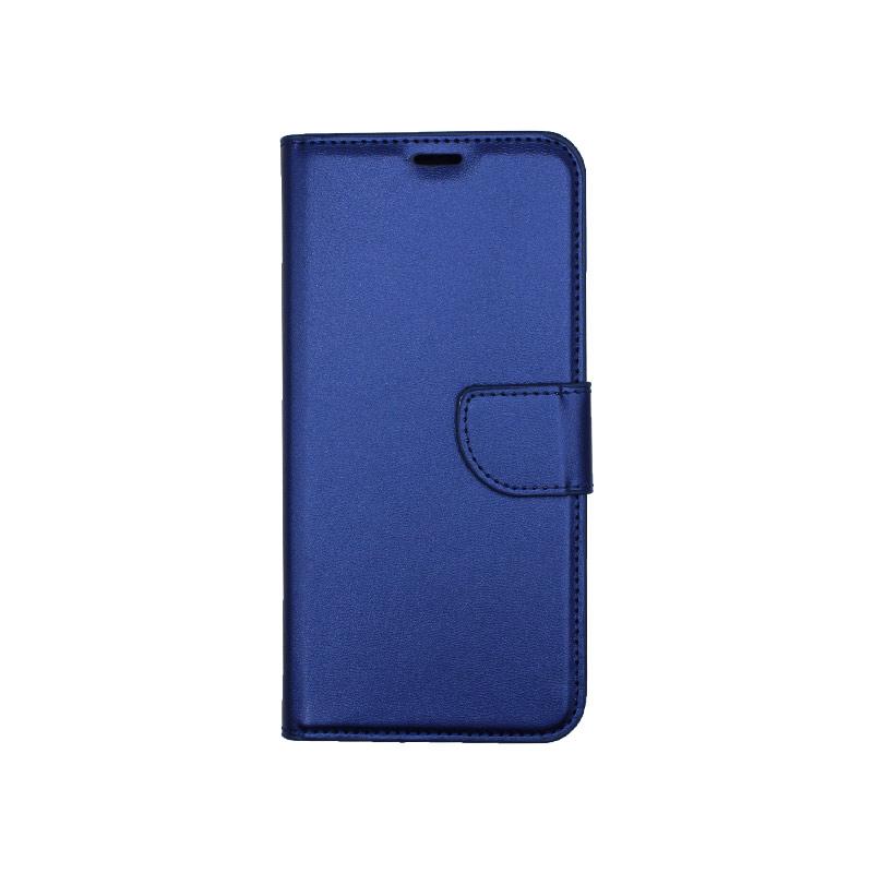 Θήκη Honor 9X Lite Wallet μπλε