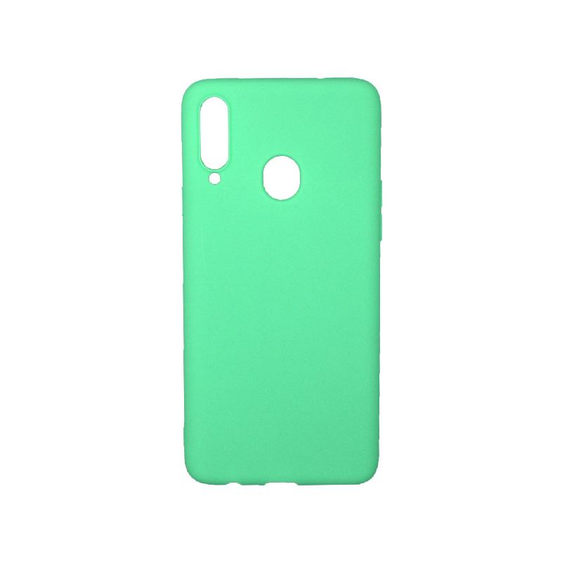 Θήκη Samsung Galaxy A20s Σιλικόνη λαχανί