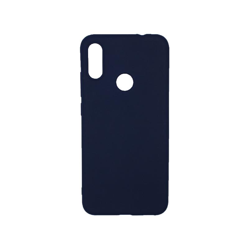 Θήκη Xiaomi Redmi Note 7 / Note 7 Pro Σιλικόνη μαύρο