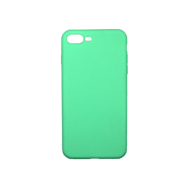 Θήκη iPhone 7 Plus / 8 Plus Σιλικόνη Λαχανί