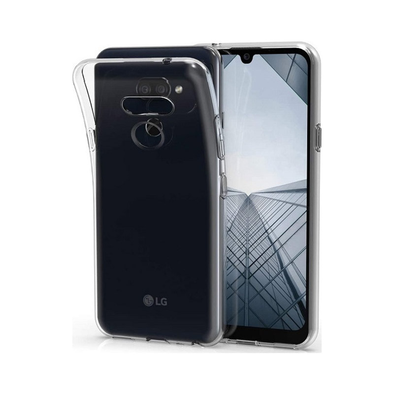 Θήκη Σιλικόνης Διάφανο LG K40S