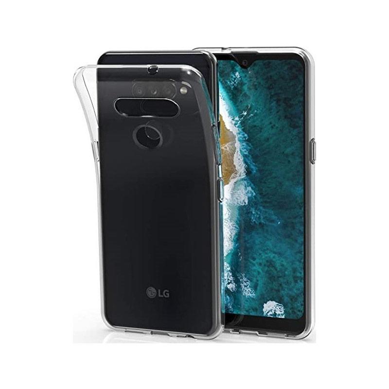Θήκη Σιλικόνης Διάφανο LG K50S