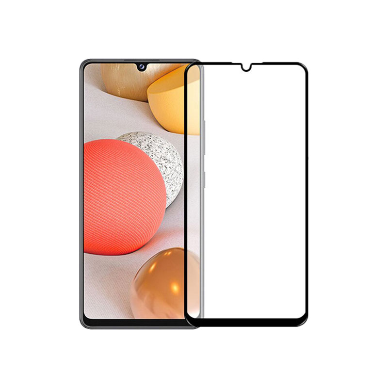 Προστασία οθόνης Full Face Tempered Glass 9H για Samsung Galaxy A42 5G