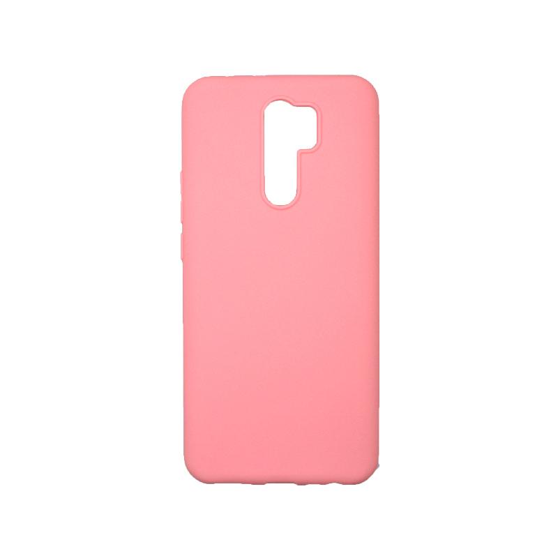 Θήκη Xiaomi Redmi 9 Σιλικόνη Ροζ