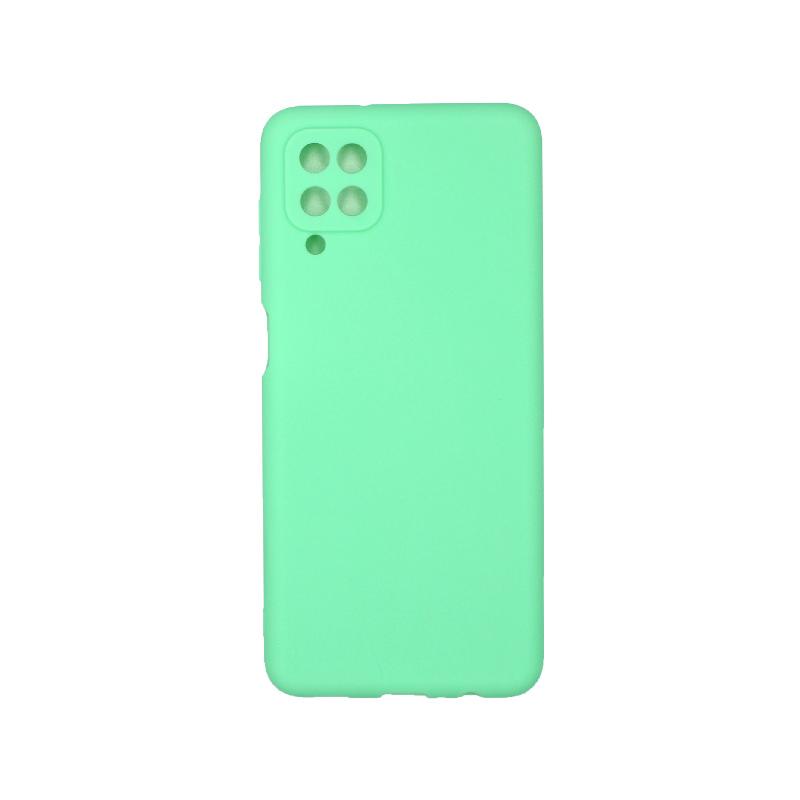 Θήκη Samsung Galaxy A12 Σιλικόνη λαχανί