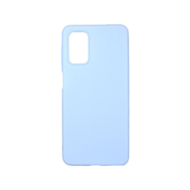 Θήκη Samsung Galaxy A32 5G Σιλικόνη λιλά