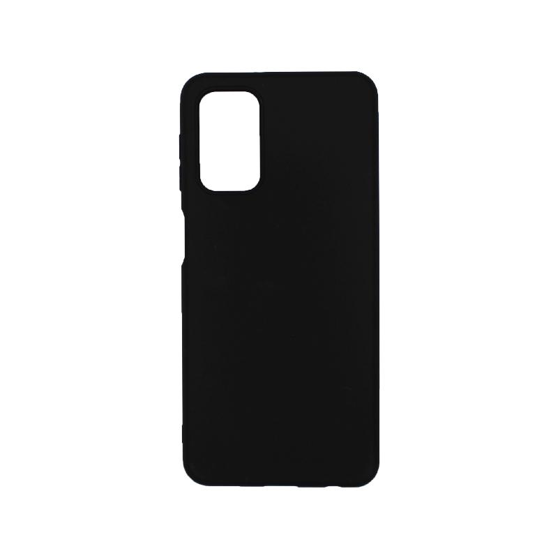 Θήκη Samsung Galaxy A32 5G Σιλικόνη μαύρο