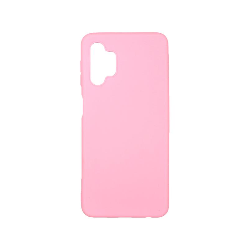 Θήκη Samsung Galaxy A32 5G Σιλικόνη ροζ