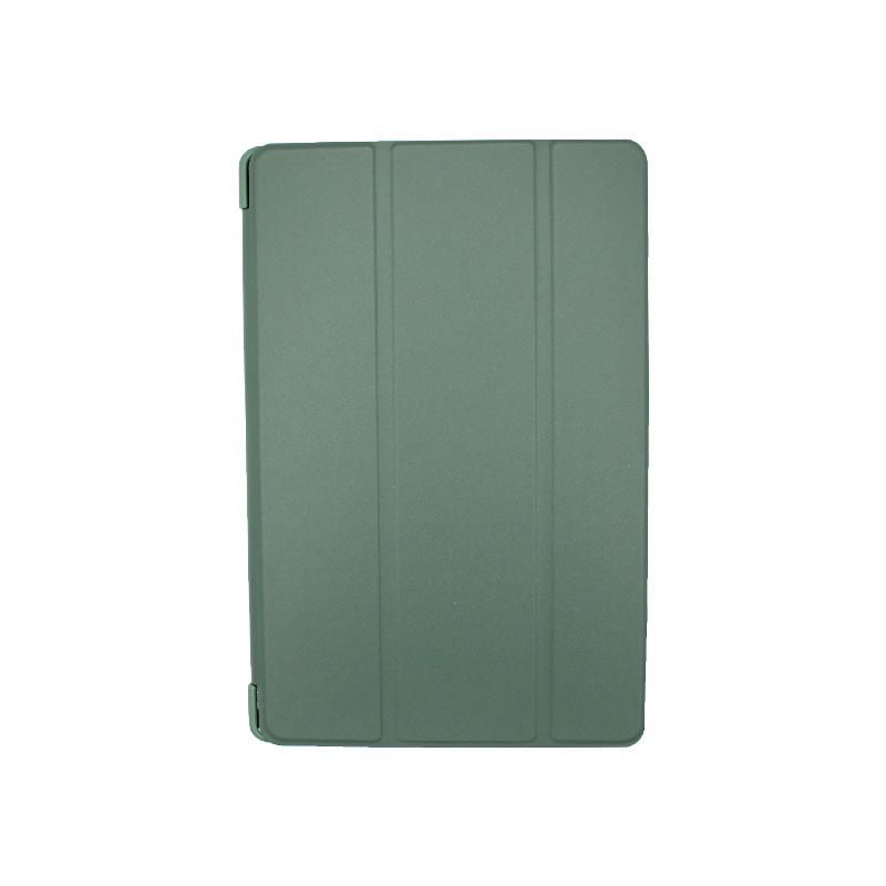 """Θήκη Samsumg Galaxy Tab A7 (2020) 10.4"""" Flip Cover πράσινο"""