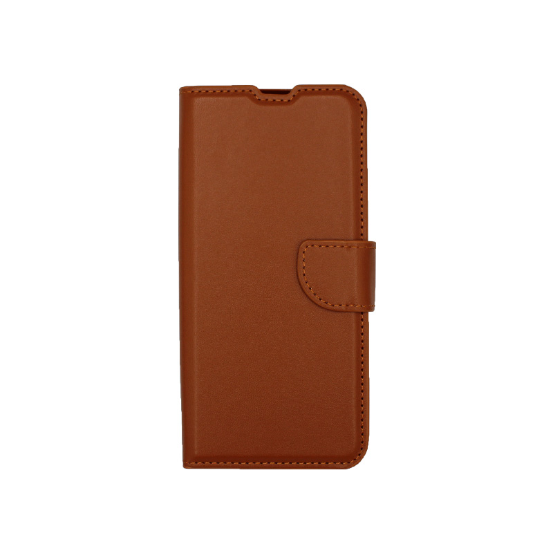 Θήκη Xiaomi Mi Note 10 / Note 10 Pro / CC9 Pro Wallet καφέ