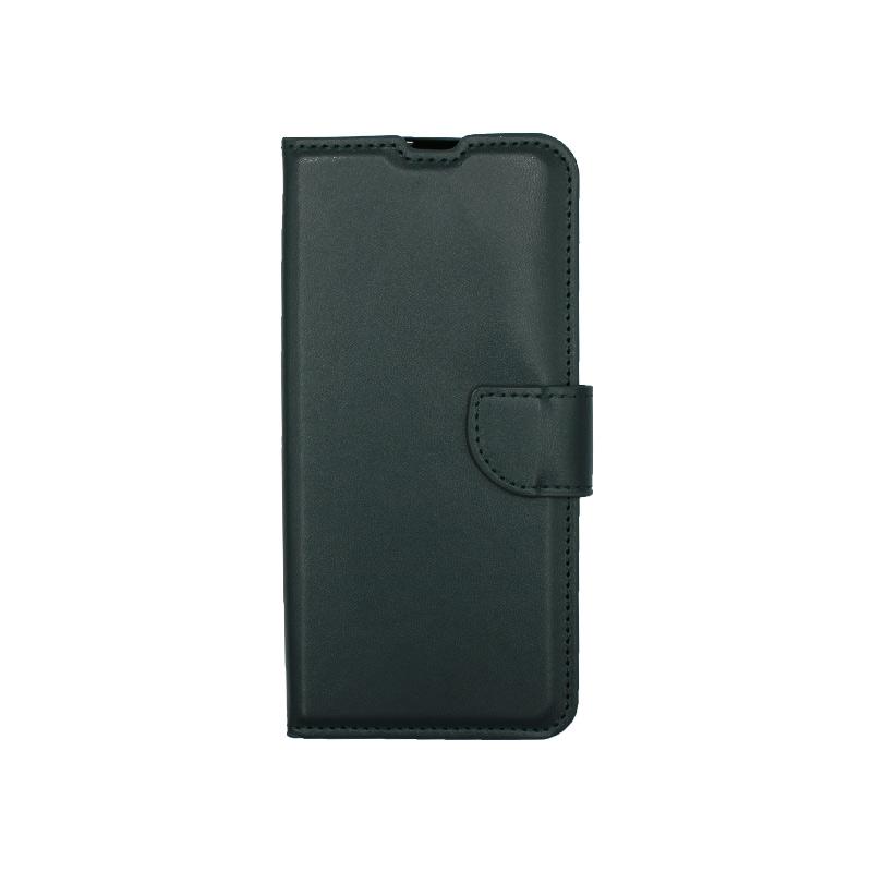 Θήκη Xiaomi Mi Note 10 / Note 10 Pro / CC9 Pro Wallet πράσινο